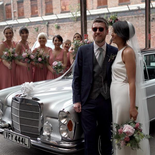 Manchester Wedding Videographers