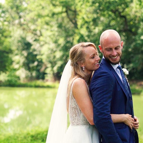 Stevie & Chris France Wedding